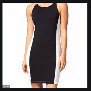 Athleta Colorblock Sleeveless Dress Built In Bra
